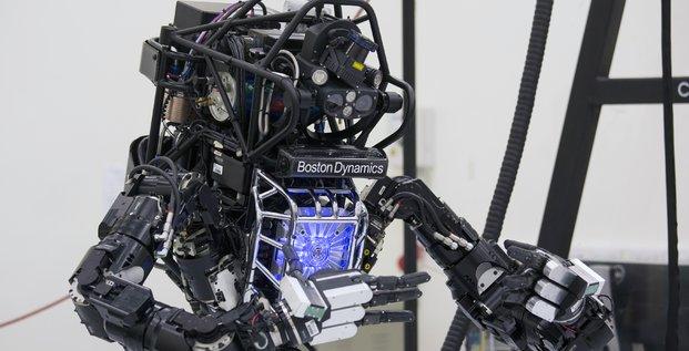 Guerre du futur, robot, Boston Dynamics, Darpa, Défense, armée, militaire, champs de bataille numérique,