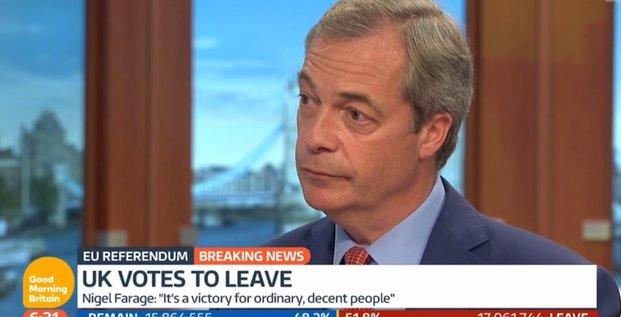 Farage ITV