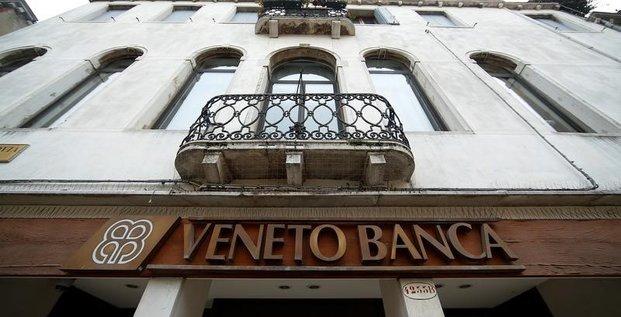 Annulation de l'introduction en bourse de veneto banca