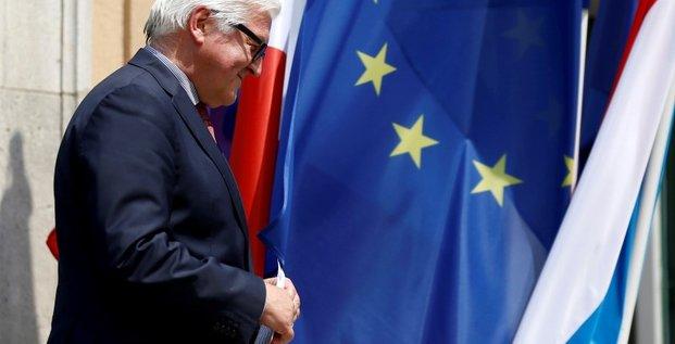 France et allemagne proposent des mesures apres le brexit