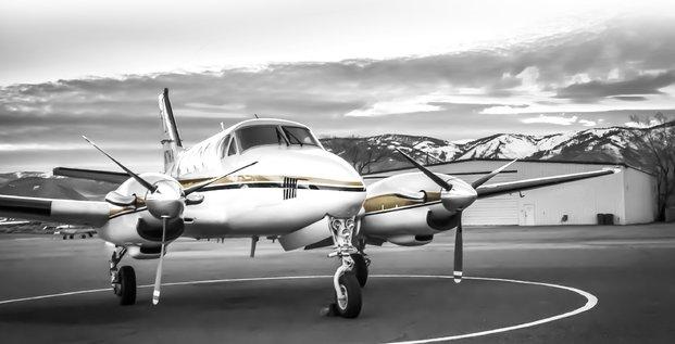 my private plane