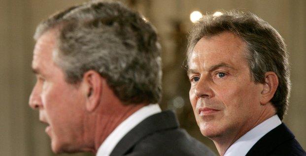 Bush Blair
