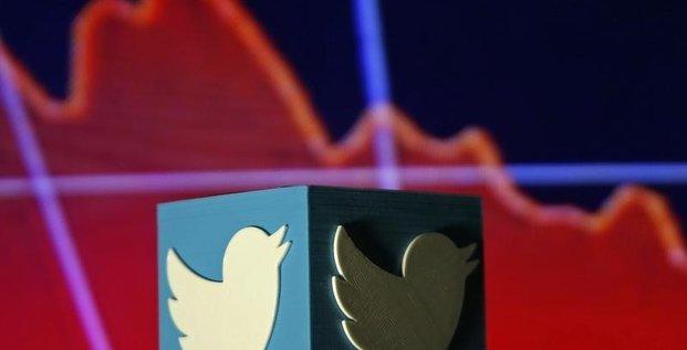 Twitter, a suivre les marches americains