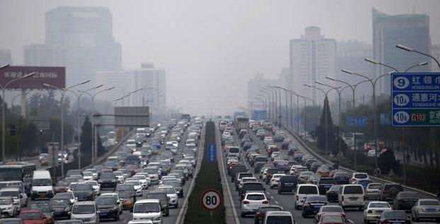 Hausse du marche automobile chinois au 1er semestre