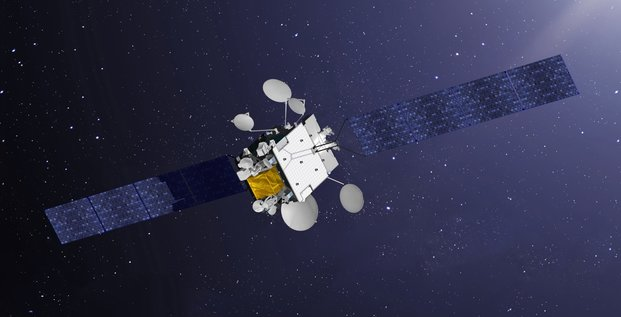 COMSAT NG télécoms militaires Thales Alenia Space Airbus Defence and Space
