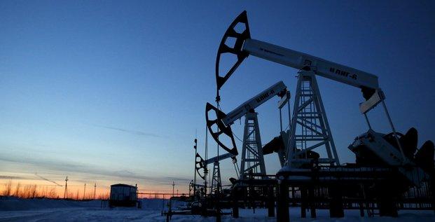 pétrole, Lukoil, Russie, barils, or noir, Sibérie, Kogalym,