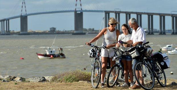 La Loire à vélo, transport, moteur économique, territoires, régions,