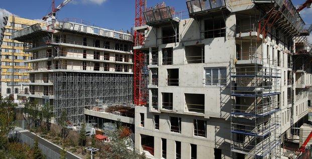 Construction immobilier Paris