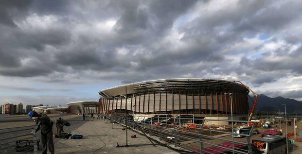Le Carioca Arena est l'une des infrastructures construite par le consortium immobilier brésilien accusé de corruption.