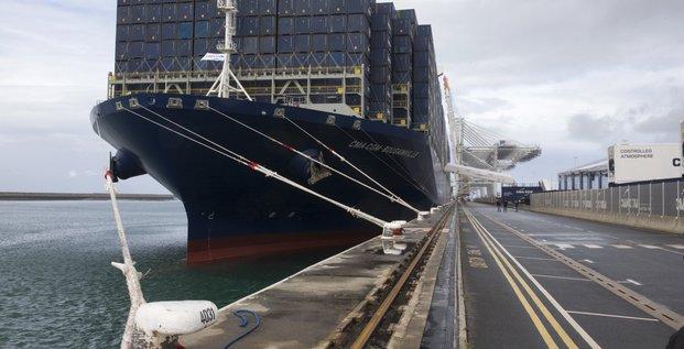 conteneur Bougainville Le Havre