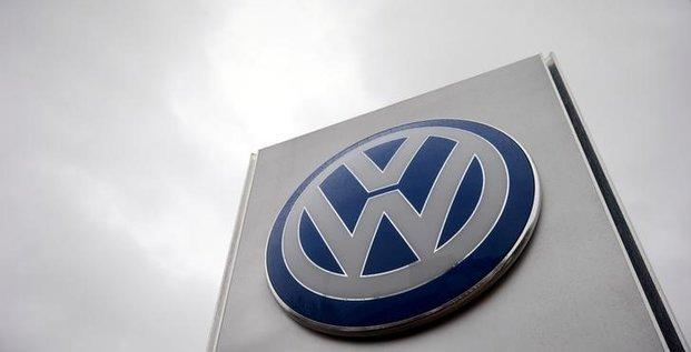 Repli des ventes de volkswagen en juillet