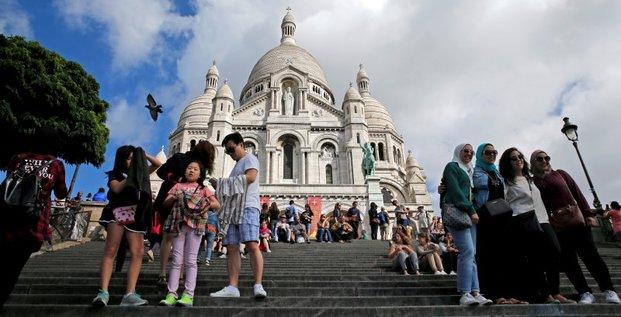 Le tourisme accuse une importante baisse en region parisienne