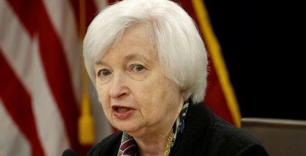 Pour janet yellen, les arguments pour une hausse des taux se sont renforces