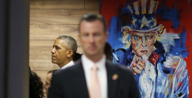 Obama Oncle Sam