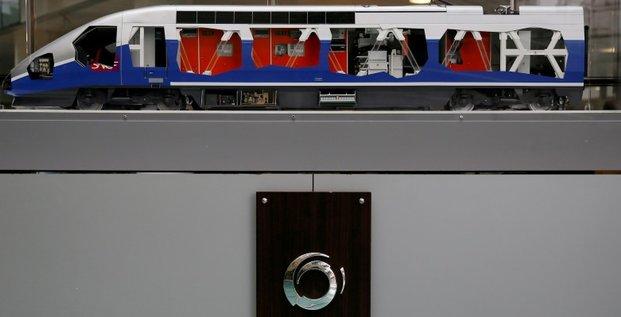 Alstom remporte un contrat de 1,8 milliard d'euros aux etats-unis