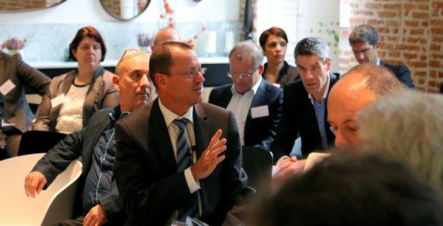 Thierry Pédeloup, président d'Ethics Group