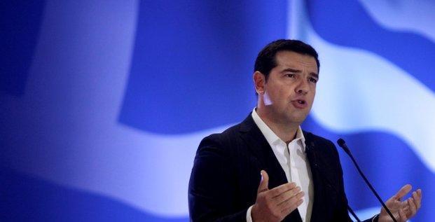 Tsipras denonce les desaccords entre le fmi et les institutions europeennes