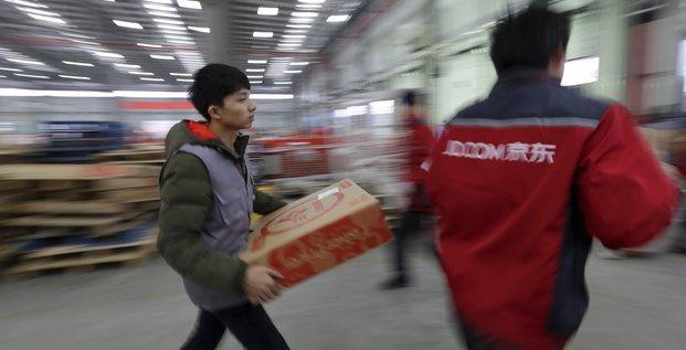 Chine ventes sur Internet
