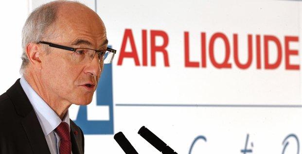 Benoit Potier Air Liquide