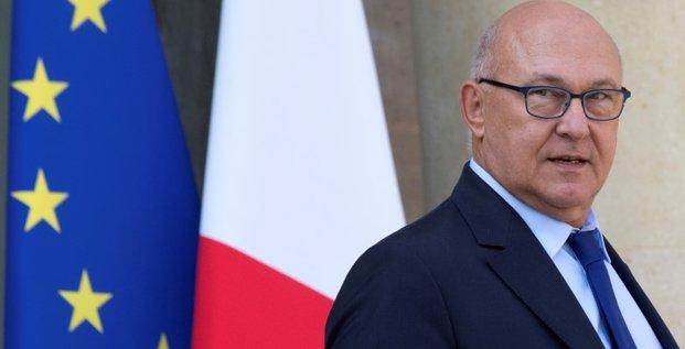 Michel sapin prevoit une croissance du pib de 1,5% en 2016