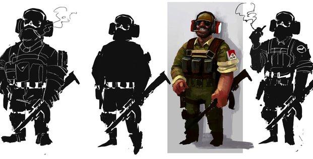 Veterans online game