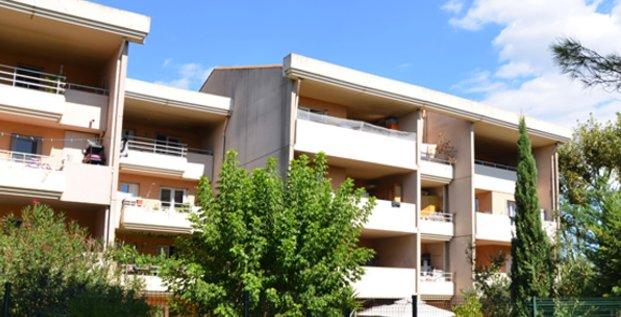 La résidence Les Bosquets, à Aigues-Mortes, patrimoine de Un Toit pour Tous.