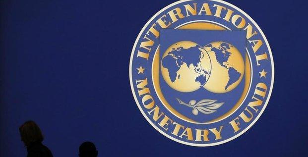 Le fmi inquiet d'une croissance mondiale qui reste fragile