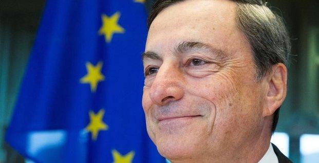 Mario draghi dement un eventuel resserrement de la politique de la bce