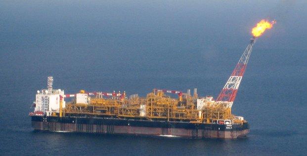 Total pétrole angola offshore