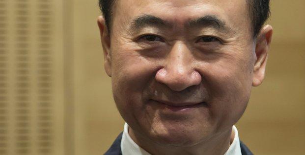 Wang Jianlin à la tête du groupe Wanda est la première fortune de Chine