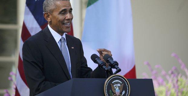 Obama critique la fascination de trump pour poutine