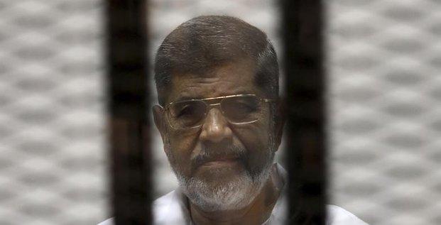 Morsi soupçonné d'avoir livré des secrets d'Etat au Qatar
