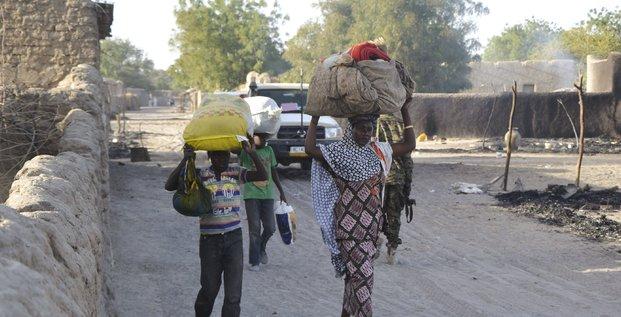 Exode rural afrique