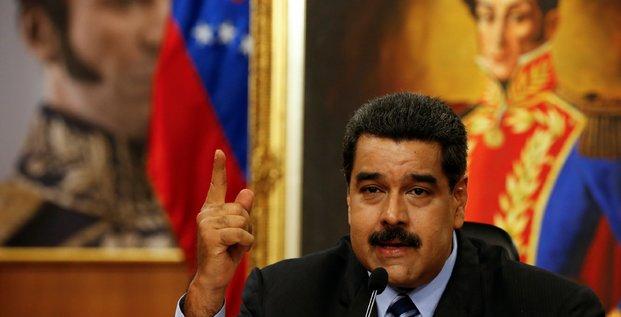Nicolas maduro predit une disparition imminente du parlement venezuelien