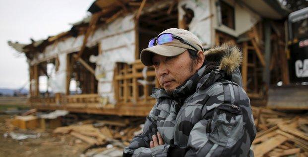 Fukushima, catastrophe nucléaire, survivant, radiations, tsunami,