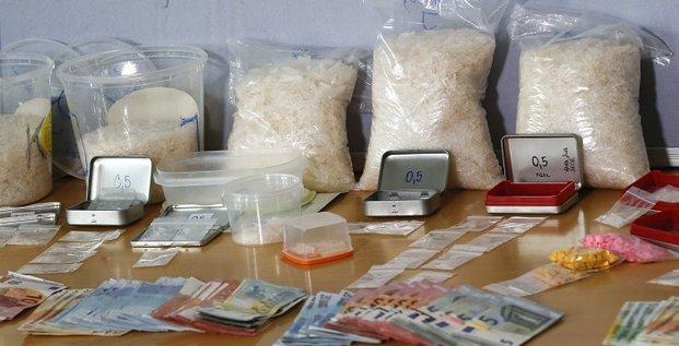 trafic de drogue et marché