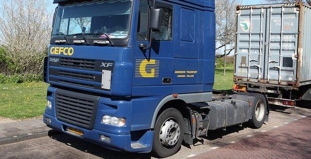 Gefco camion