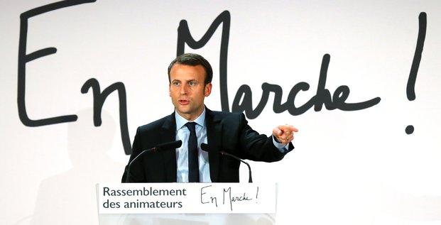 Emmanuel macron mobilise ses troupes