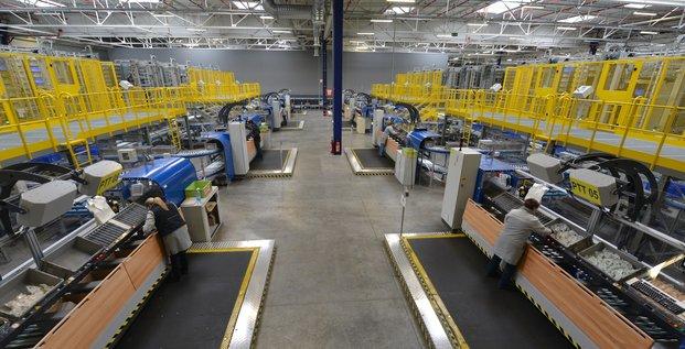 picking Vesoul PSA usine