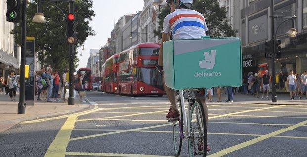 Deliveroo Foodtech Ubereats