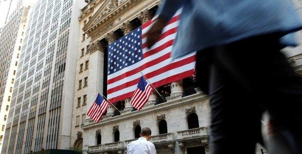 Wall street finit en hausse de 0,40%