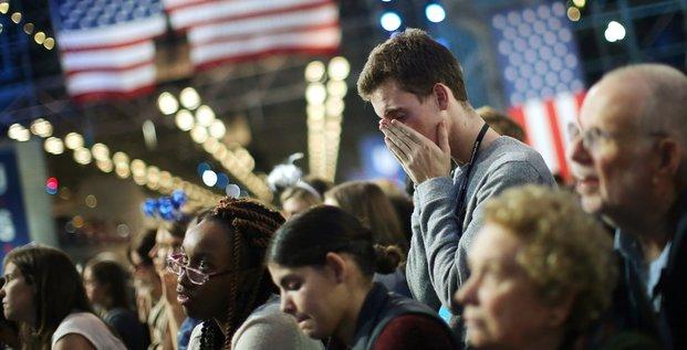 Aux Etats-Unis, l'occurence Move to Canada a connu un pic de popularité sur Google dans la nuit de mardi à mercredi alors que la victoire de Donald Trump devenait crédible.