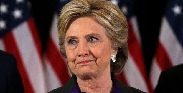 Clinton espere que trump sera un bon president pour tous les americains