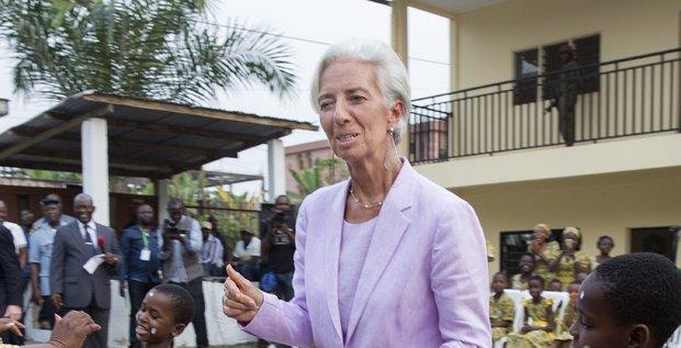 Lagarde Afrique