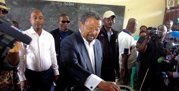 L'opposant gabonais jean ping se declare vainqueur de l'election presidentielle
