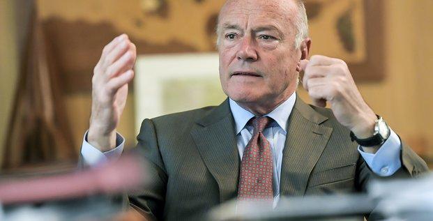 Alain Rousset, président de Nouvelle-Aquitaine