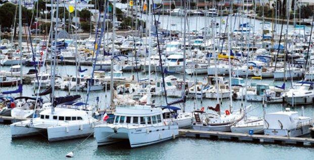 Port-Camargue, dans le Gard, plus grand port de plaisance en Europe et spot touristique majeur d'Occitanie