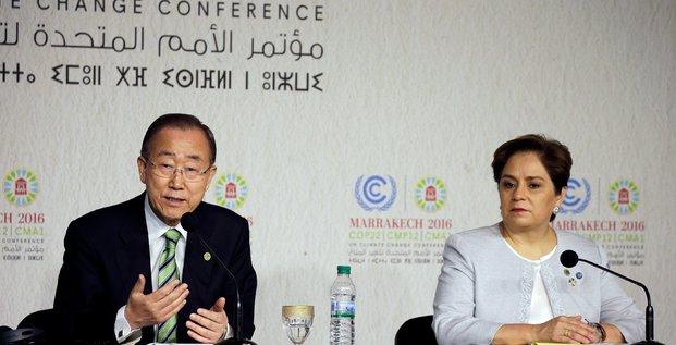 Ban-Ki-Moon COP22