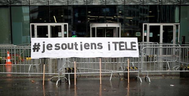 iTélé grève