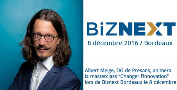 Albert Meige Biznext